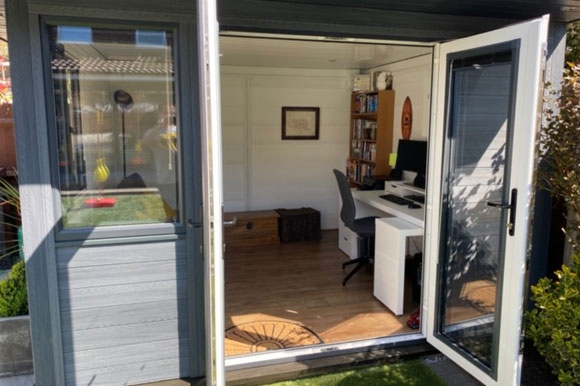 Composite Garden Office Coventry