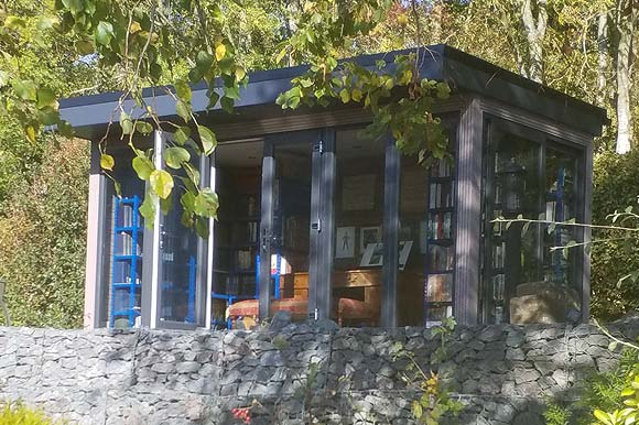 Garden Studio Library Coventry