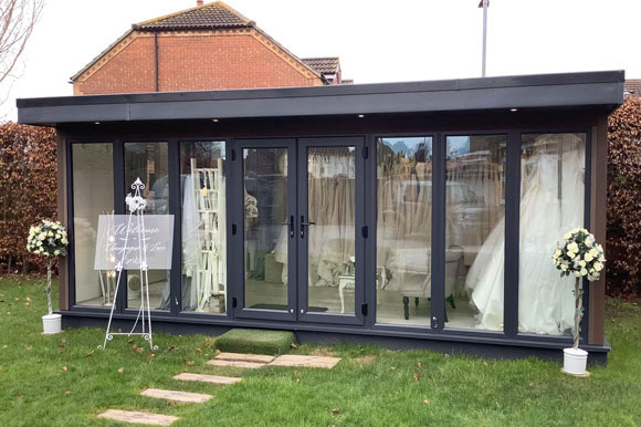 Work From Home Garden Offices Coventry