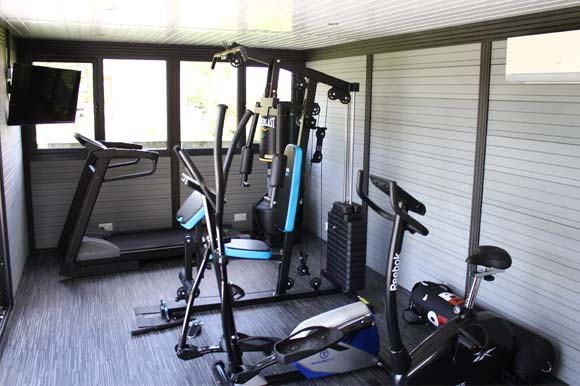 Garden Gym Retreat Coventry