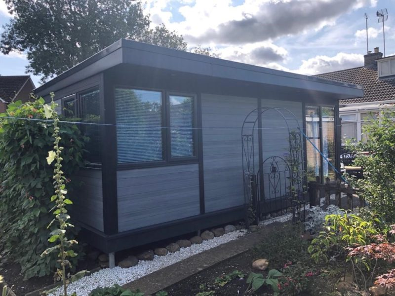 Coventry Complete Fully Insulated Garden Room