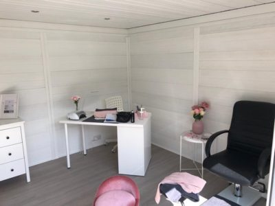 Composite Garden Room Beauticians In Coventry Inside Shot 3