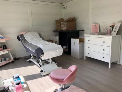 Composite Garden Room Beauticians In Coventry Inside Shot 4